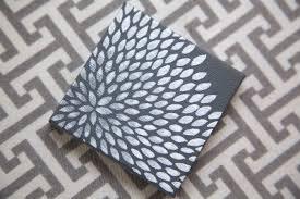 Diy Canvas Painting Diy Mini Artist Canvas Magnets Rad Design