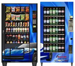 Mini Chocolate Vending Machine Mesmerizing Our Vending Machines Stocked With Fresh National Brand Products