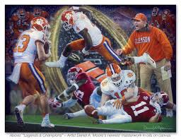 legends champions is nationally renowned sports artist daniel a moore s