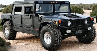 Hummer H1 Review & Ratings: Design, Features, Performance ...