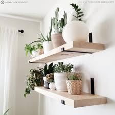 shelf decor bedroom steel shelf brackets