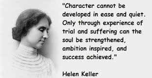 20+ Inspirational Helen Keller Quotes via Relatably.com