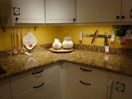 countertop lighting. White Transitional Kitchen Design With Puck Lights Under Cabinet Lighting Idea Countertop