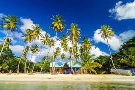south america beach vacations