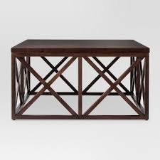 Vintage industrial simmons metal side table Dresser Pinterest Rectangle Coffee Tables Target