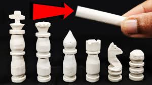 simple chess set. Fine Set DIY Chess HowToMake For Simple Chess Set R