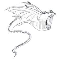 Small Picture How to Train Your Dragon Coloring Pages Free Printable