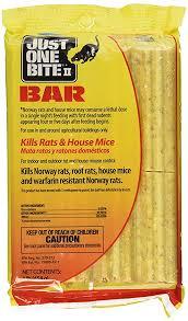 just one bite ii bars mice and rat 8lbs 8 16 oz