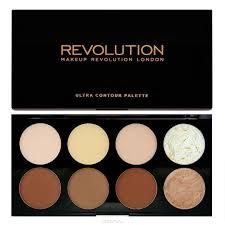 <b>Makeup Revolution</b> Набор <b>корректоров</b> Ultra Contour Palette, 13 г ...