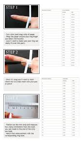Size Chart For Rings In India Ring Size Guide Chart Sparkles India