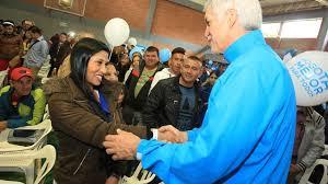 Resultado de imagen para alcalde Enrique Peñalosa y la vivienda