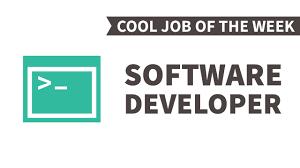 cool job of the week software developer cool job of the week software developer