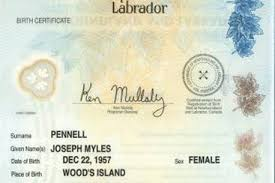 Woods Island Man Trying To Get Sex Changed On Birth Certificate ...