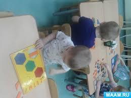 Проект Развитие творческих способностей детей младшей группы с  Проект Развитие творческих способностей детей младшей группы с помощью развивающих игр