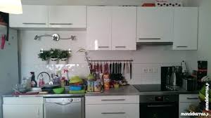 Cuisine Ikea Laque Clasf Cuisine Blanc Laque Tres Bon Etat Meuble