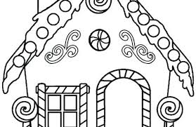 Gingerbread Girl Coloring Page At Getdrawingscom Free For