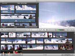 video editor apple mac
