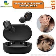 Tai nghe Mi True Wireless Earbuds Basic S - Bản quốc tế Thế giới điện máy -  đại lý xiaomi chính hãng tại Việt Nam