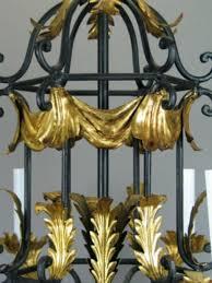 large metal orb chandelier world market outdoor