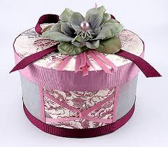 Paper Mache Boxes To Decorate Victorian Covered Box Gina Tepper 25