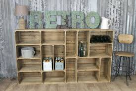 packing crate furniture. Packing Crate Furniture Stunning Multi Shelf Unit Produced In A Stacked Style And Can .