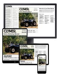 lt f4wdx king quad haynes manuals online manual enlarge suzuki lt 4wd