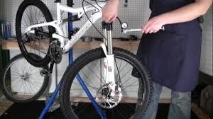 Adjusting Air Pressure In Front Shock