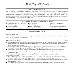 Computer Security Resume Resume Template Directory