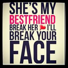 shes my best friend quote