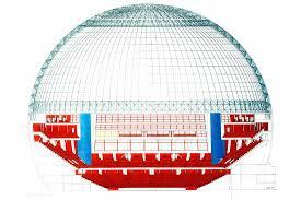 Stockholm Globe Arena Seating Chart