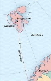Svalbard Adventure Cruise Itinerary | <b>Arctic</b> Adventure Cruise ...