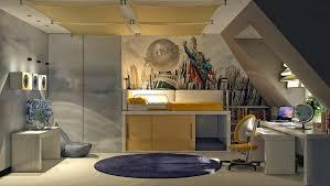 simple boys bedroom. Incredible Attic Boys Bedroom Design Ideas Simple