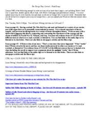 essay educational system legislative