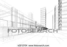 modern architecture skyscrapers sketches. Modren Modern Abstract 3D Construction Of Office Building White Background Concept   Modern City Architecture And Designing Inside Modern Architecture Skyscrapers Sketches A