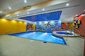 indoor swimming pool lighting. Indoor Pool Ideas Archives Home Caprice Your Place For Swimming Spacious Room Kids. Bedroom Interior Lighting