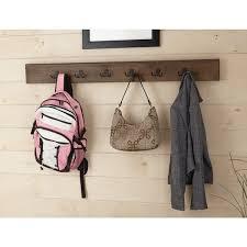 Reclaimed Wood Wall Coat Rack The Gray Barn Michaelis 100inch Reclaimed Wood Wall Coat Hook Free 87
