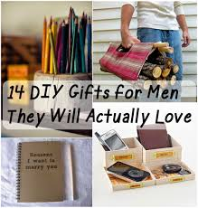Diy Projects For Men 14 Diy Gifts For Men They Will Actually Love Diy Craft Projects