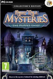 In the best hidden object games for pc you have to solve great mysteries by finding well hidden items and solving tricky puzzles. Fairy Tale Mysteries The Puppet Thief Pc