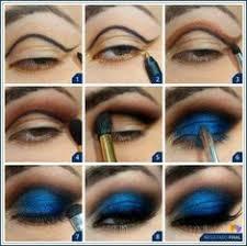 bellydance makeup blue smokey eye smoky eye black smokey makeup tips hair