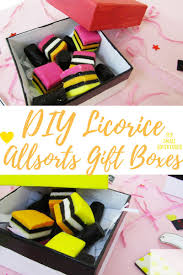 diy licorice allsorts gift bo for national licorice day the small adventurer