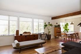 Get The Look Mid Century Modern Meets Zen Better Living