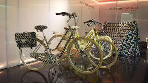 orla kiely fashion prints to adorn new range of halfords bikes bikeradar