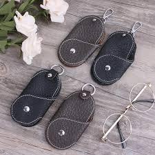 women men leather metal car keychain holder keyring purse bag key ring keyfob fashion leather key holder red wallets bags mens from nevada 34 97 dhgate