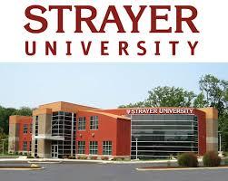 Strayer University Campus Strayer University Degree Su Education Degree Online