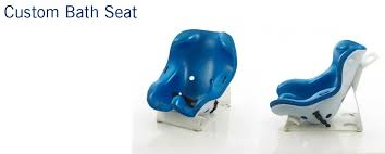 custom bath seat special bath seating featuring custom moulded seat suitable for babies children