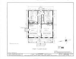 saltbox house plans. Interesting 1 Wood Frame House Plans Colonial Saltbox Architectural Blueprints