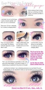 babydoll eye makeup tutorial