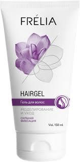 <b>Гель для волос</b> FRELIA <b>Сильной</b> фиксации – купить в сети ...