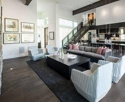 Dark Flooring dark wood floors living room transitional with medium hardwood floor 1669 by xevi.us