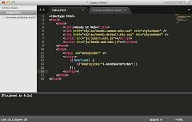 Getting Sublime 3 To Launch your HTML page in a Browser with a Key ...